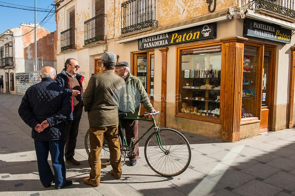 Manzanares. Calle Empredada. Ruta de Don Quijote. Ciudad Real ©Antonio Real Hurtado / PILAR REVILLA