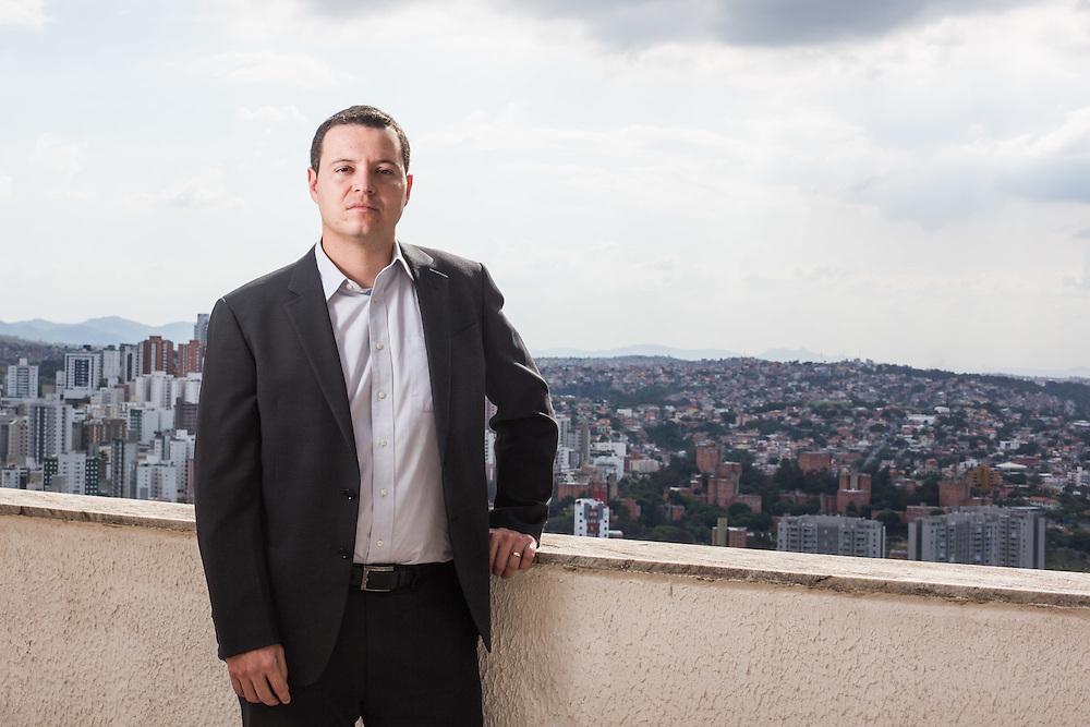 Belo Horizonte_MG, Brasil.<br /> <br /> Co-Presidente da MRV Rafael Menin.<br /> <br /> Co-President of MRV Rafael Menin.<br /> <br /> Foto: HUGO CORDEIRO / NITRO