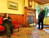 Mohonk Mountain House Murder Mystery Weekend, March 2010