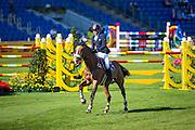 Derin Demirsoy - Colino<br /> FEI European Championships Aachen 2015<br /> © DigiShots