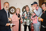 GRAHAM NORTON, SANDI TOKSVIG, DEBBIE TOKSVIG, BOB AND ROBERTA SMITH, ,JESSICA VOORSANGER Royal Academy of arts summer exhibition summer party. Piccadilly. London. 4 June 2019