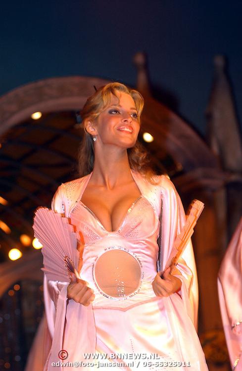 Verkiezing Miss Nederland 2003, Lianne Langkamp