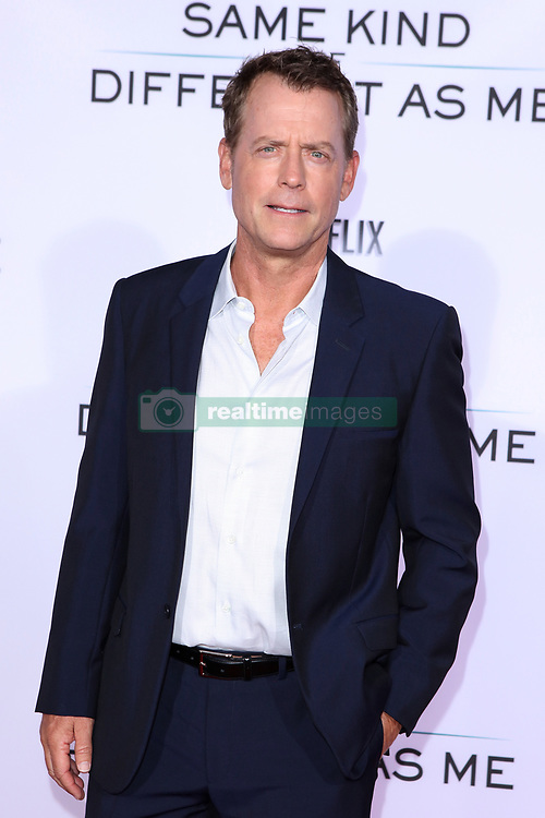 "Greg Kinnear at the Paramount Pictures And Pure Flix Entertainment's ""Same Kind Of Different As Me"" Premiere held at the Westwood Village Theatre on October 12, 2017 in Westwood, California, USA (Photo by Art Garcia/Sipa USA)"