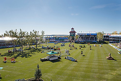 Overview <br /> Suncore Energy Cup<br /> Spruce Meadows Masters - Calgary 2015<br /> © Hippo Foto - Dirk Caremans<br /> 12/09/15