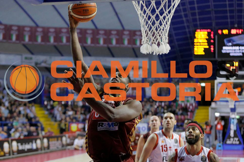Melvin Ejim<br /> Umana Reyer Venezia - Betaland Capo d'Orlando<br /> Lega Basket Serie A 2016/2017<br /> Venezia 09/10/2016<br /> Foto Ciamillo-Castoria