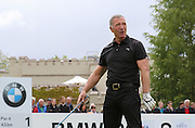 Graeme Souness at the BMW PGA Championship Celebrity Pro-Am Challenge at the Wentworth Club, Virginia Water, United Kingdom on 20 May 2015