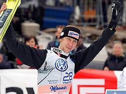 18.03.2012, Planica, Kranjska Gora, SLO, FIS Ski Sprung Weltcup,  im Bild  Martin Koch (AUT),  during the FIS Skijumping Worldcup, at Planica, Kranjska Gora, Slovenia on 2012/03/18. EXPA © 2012, PhotoCredit: EXPA/ Oskar Hoeher.