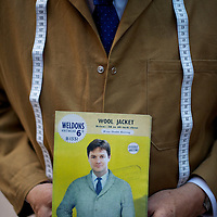 Comical pamphlets of Deputy Prime Mnister Nick Clegg are on display around the Liberal Democrat Conference at the ICC.