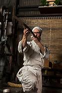 Yasha Yukawa, swordsmith in Hofu, Yamaguchi Prefekture, Japan<br /> Photographer: Christina Sjogren<br /> Copyright 2018, All Rights Reserved<br /> <br /> Yasha Yukawa, sv&auml;rdsmed i Hofu, Yamaguchi Prefektur, Japan<br /> Fotograf: Christina Sj&ouml;gren<br /> Copyright 2018, All Rights Reserved
