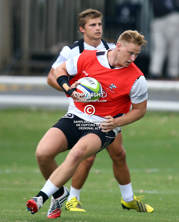 DURBAN, SOUTH AFRICA, January 2016 - Jean-Luc du Preez during The Cell C Sharks Pre Season training Tuesday 12th January 2016,for the 2016 Super Rugby Season at Growthpoint Kings Park in Durban, South Africa. (Photo by Steve Haag)<br /> images for social media must have consent from Steve Haag