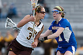 Rowan University Women's Lacrosse vs. Goucher College - 2 March 2011