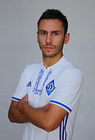 portrait, headshot, Dynamo Kiev, Serhiy<br /> RYBALKA