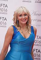 Miriam O'Callaghan at the IFTA Film & Drama Awards (The Irish Film & Television Academy) at the Mansion House in Dublin, Ireland, Saturday 9th April 2016. Photographer: Doreen Kennedy