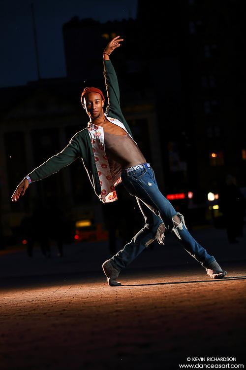 Dance As Art Union Square