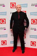 London - Stubhub Q Awards - 02 Nov 2016