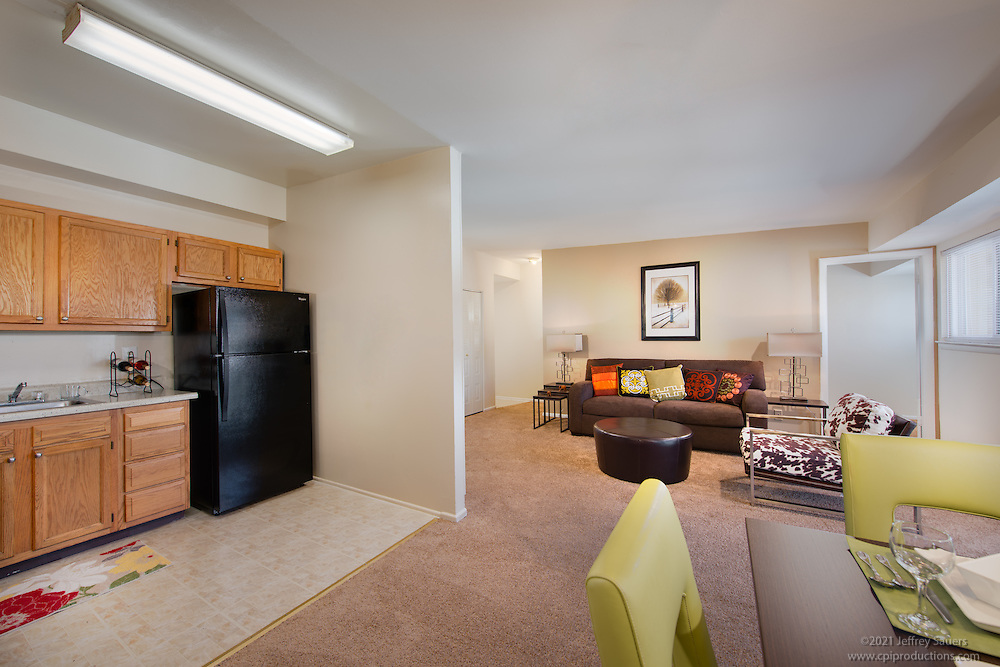 Interior photo of Walker Mill Apartments  in Washington DC by Jeffrey Sauers of Commercial Photographics, Architectural Photo Artistry in Washington DC, Virginia to Florida and PA to New England