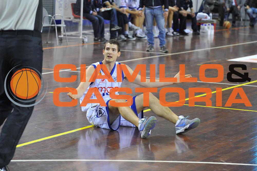 DESCRIZIONE : Foligno LNP Lega Nazionale Pallacanestro Serie A Dilettanti Coppa Italia 2009-10  Amori Fortitudo Bologna FMC Ferentino<br /> GIOCATORE :&nbsp;Marko Micevic<br /> SQUADRA : Amori Fortitudo Bologna <br /> EVENTO : Lega Nazionale Pallacanestro 2009-2010&nbsp;<br /> GARA : Amori Fortitudo Bologna FMC Ferentino<br /> DATA : 01/04/2010<br /> CATEGORIA : Delusione<br /> SPORT : Pallacanestro&nbsp;<br /> AUTORE : Agenzia Ciamillo-Castoria/M.Gregolin<br /> Galleria : Lega Nazionale Pallacanestro 2009-2010&nbsp;<br /> Fotonotizia : Foligno LNP Lega Nazionale Pallacanestro Serie A Dilettanti Coppa Italia 2009-10 Amori Fortitudo Bologna FMC Ferentino<br /> Predefinita :&nbsp;