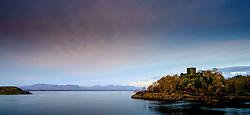 Dunollie Castle, overlooking Oban Bay, Scotland<br /> <br /> (c) Andrew Wilson | Edinburgh Elite media