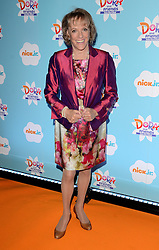Ester Rantzen attends Dora and Friends TV Premiere at Empire Leiceter Sq, London on Sunday 2.11.2014