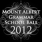 Mount Albert Grammar School Ball 2012