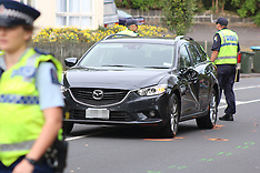 Auckland-Toddler in critical condition after hit by car Mt Eden Road