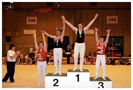 Special Olympics (Gymnastics).Sun 28-5-2006.Birmingham.Morning presentations