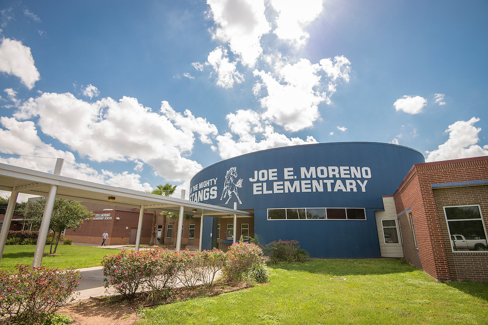 Moreno Elementary School, October 4, 2013.