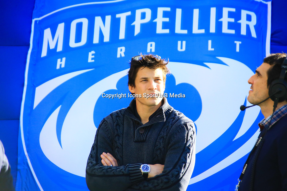 Francois TRINH DUC - 20.12.2014 - Montpellier / Stade Toulousain - 13eme journee de Top 14 -<br />