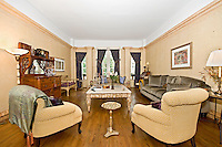 Living Room at 163 West 95th Street