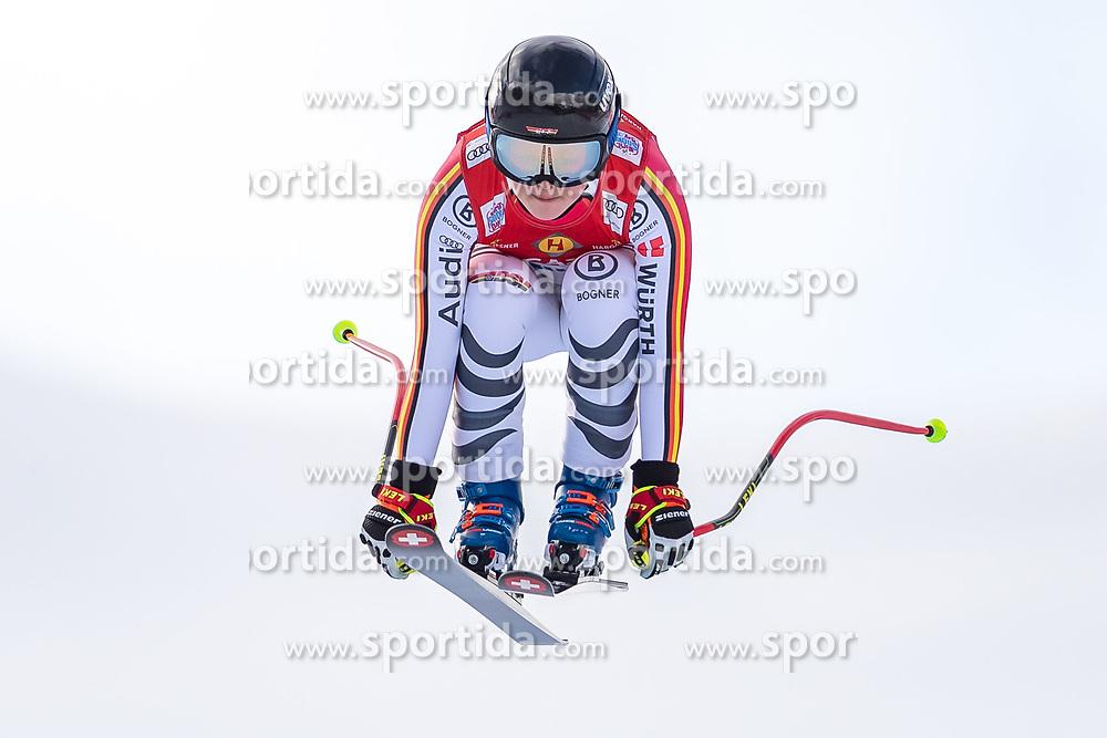 11.01.2020, Keelberloch Rennstrecke, Altenmark, AUT, FIS Weltcup Ski Alpin, Abfahrt, Damen, im Bild Patrizia Dorsch (GER) // Patrizia Dorsch of Germany in action during her run for the women's Downhill of FIS ski alpine world cup at the Keelberloch Rennstrecke in Altenmark, Austria on 2020/01/11. EXPA Pictures © 2020, PhotoCredit: EXPA/ Johann Groder