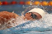 Kane Radford in action during the 2012 New Zealand Short Course Swimming Championships, Day 5, Wellington Aquatics Centre, Kilbirnie, Wellington on Wednesday 4 October 2012. Photo: Justin Arthur / photosport.co.nz