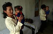 North Korea:<br /> North Hwanghae Province<br /> <br /> Yonsan County hospital - Pediatric ward<br /> <br /> <br /> &copy;Jeremy Horner<br /> 15 Mar 2004