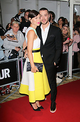 © Licensed to London News Pictures. 03/06/2014, UK. Emma Willis; Matt Willis, Glamour Women of the Year Awards, Berkeley Square Gardens, London UK, 03 June 2014. Photo credit : Richard Goldschmidt/Piqtured/LNP