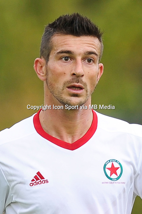 Kevin Lefaix - 08.10.2015 - Creteil / Red Star - match amical<br /> Photo : Andre Ferreira / Icon Sport