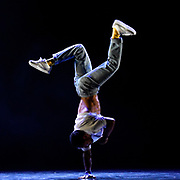 01.02.2018 Sadlers Wells SAMPLED at Sadlers Wells Theatre London UK Yeah Yellow performed by Yeah Yellow Sunshine