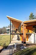 Northlight, Penland School of Craft | Louis Cherry Architecture | Penland, North Carolina