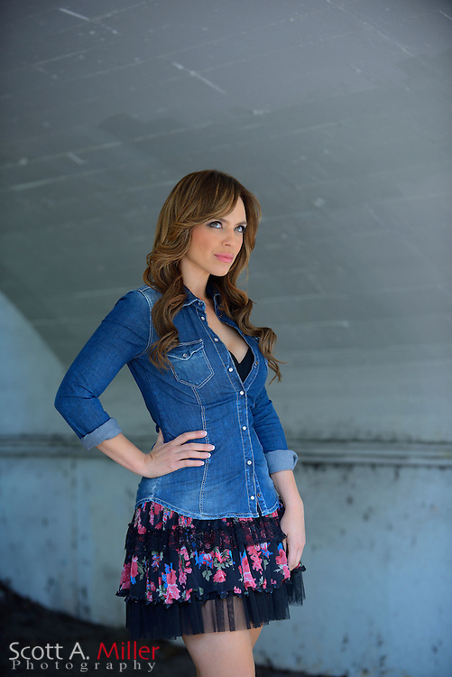 Photoshoot with Jessica Reyes on Friday, Jan. 25, 2013  in Orlando, Florida. ..©2013 Scott A. Miller