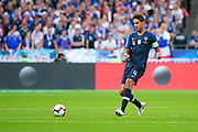 Raphael Varane (FRA) during the UEFA Nations League, League A, Group 1 football match between France and Netherlands on September 9, 2018 at Stade de France stadium in Saint-Denis near Paris, France - Photo Stephane Allaman / ProSportsImages / DPPI