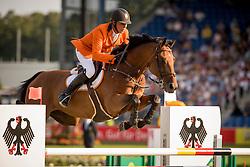 Dubbeldam Jeroen, (NED), SFN Zenith NOP<br /> Individual competition round 3 and Final Team<br /> FEI European Championships - Aachen 2015<br /> © Hippo Foto - Jon Stroud<br /> 21/08/15