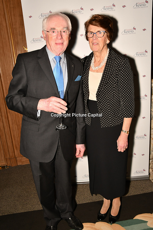 Retirement housing company hosts 7th annual Churchill Awards honour achievements of the Over 65's at Claridge's Hotel on 10 March 2019, London, UK.