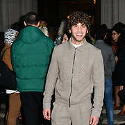 Eyal Booker attend Indonesian Fashion Showcase - Jera at Fashion Scout London Fashion Week AW19 on 16 Feb 2019, at Freemasons' Hall, London, UK.