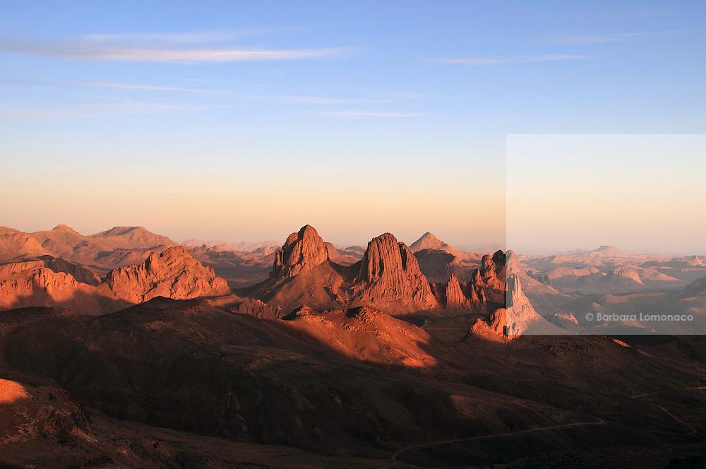 Assekrem, Ahaggar National Park, Tamanrasset, southern Algeria