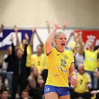 VBALL: 9-4-2016 - Brøndby - Holte - 1. DM-finale