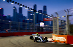 September 15, 2018 - Singapore, Singapore - Motorsports: FIA Formula One World Championship 2018, Grand Prix of Singapore, .#77 Valtteri Bottas (FIN, Mercedes AMG Petronas Motorsport) (Credit Image: © Hoch Zwei via ZUMA Wire)