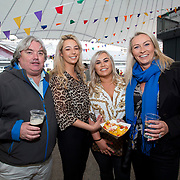 14.06.2018.             <br /> Limerick Food Group hosted the Urban Food Fest street food evening in the Milk Market on Thursday June 14th with a 'Summer Fiesta' theme in one big Limerick city summer party.<br /> <br /> Pictured at the event were, Donal Mulch, Paris Maher, Zara and Trish Mulcahy. Picture: Alan Place