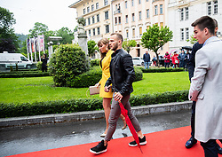 during SPINS XI Nogometna Gala 2019 event when presented best football players of Prva liga Telekom Slovenije in season 2018/19, on May 19, 2019 in Slovene National Theatre Opera and Ballet Ljubljana, Slovenia. Photo by Vid Ponikvar / Sportida