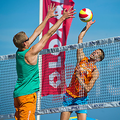 20110626 NED: Eredivisie Beachvolleybal, Hollum Ameland