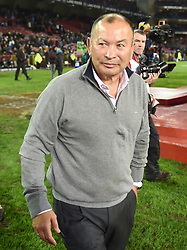 Cape Town-180623-   England coach Eddie Jones at Newlands stadium after their game against the Springboks  photographer:Phando Jikelo/African News Agency/ANA