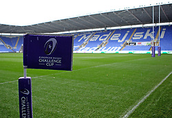 The Madejski Stadium home of Reading Football Club and London Irish Rugby Union Football Club ahead of the latters European Challenge Cup match with Agen Rugby - Mandatory byline: Robbie Stephenson/JMP - 07966 386802 - 14/11/2015 - Rugby - Madejski Stadium - Reading, England - London Irish v Agen - European Rugby Challenge Cup
