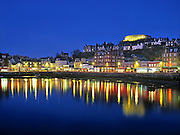 Oban at night